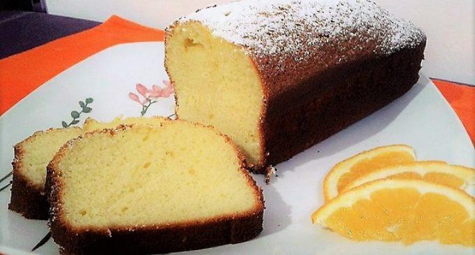 Cuore e Fiamma: Gennaio, il mese dell'arancia. Il Plumcake