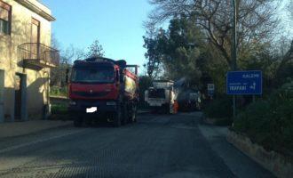 """Nuovo manto stradale sulla Statale Marsala-Salemi. Il sindaco Venuti: """"Ottima interlocuzione con Anas"""""""