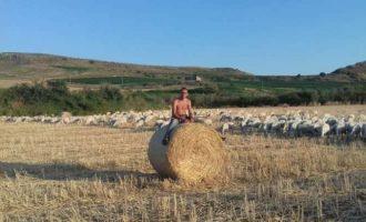 5 domande a Calogero Cangemi, pastore e casaro a soli 20 anni