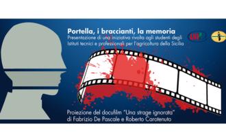 """""""Una strage ignorata"""", a Castelvetrano il docufilm  sulla strage di Portella di Uila e Fondazione Altobelli"""