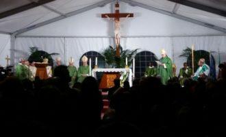 Post sisma '68: «Una pagina sciagurata», le parole del Vescovo Mogavero nell'omelia di Montevago