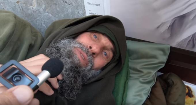 Dopo sei giorni di protesta, peggiorano le condizioni di salute di padre Biagio Conte