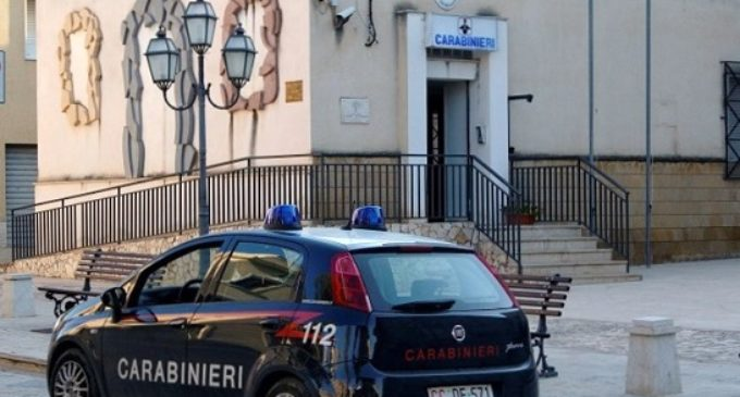 Partanna, lavori di riqualificazione alla Caserma dei carabinieri per 730mila euro