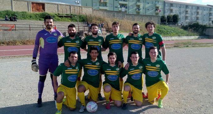 """Gibellina Vs Città di Carini: Nonostante l'inferiorità numerica la squadra verde-giallo """"porta a casa"""" la vittoria"""