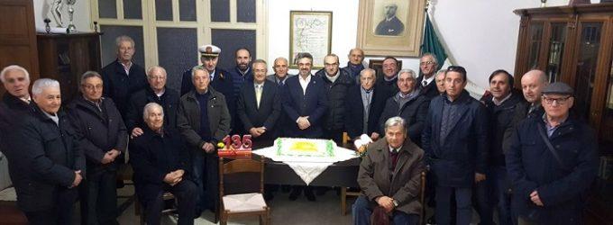 Salemi, la Società operaia celebra i 135 anni dalla sua fondazione. Oggi ha circa 90 soci