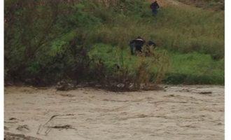 Carabinieri salvano uomo partannese dal fiume Modione