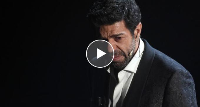 Sanremo 2018: il monologo di Favino sui migranti