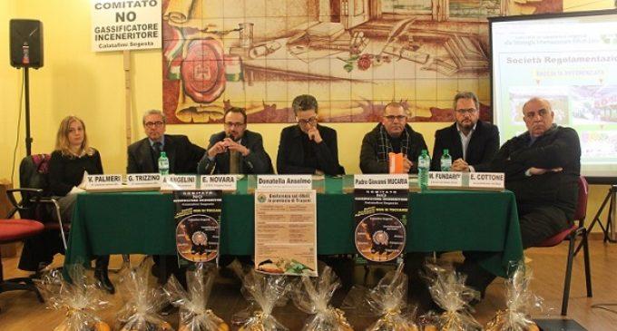 Grande partecipazione alla Conferenza organizzata per il NO AL GASSIFICATORE-INCENERITORE