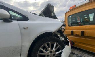 Altro incidente nei pressi dello svincolo autostradale di Santa Ninfa