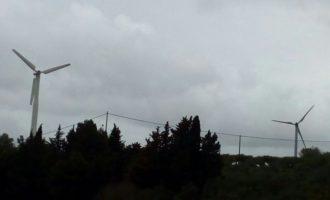 Salemi, Pale eoliche a San Ciro. Oltre il danno la beffa