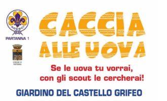 Caccia alle uova di Pasqua, al Castello l'iniziativa Scout per i più piccoli