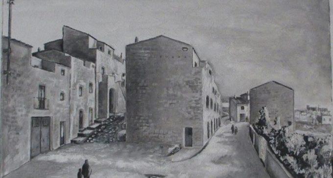 """""""Omaggio a Gibellina"""", la mostra di Carlo La Monica alla Fondazione Orestiadi"""