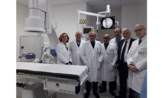 All'ospedale di Trapani nuove tecnologie per la chirurgia endoscopica urologica