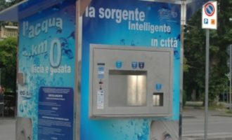 """Santa Ninfa, due """"Casette dell'acqua"""" per il risparmio dei cittadini"""