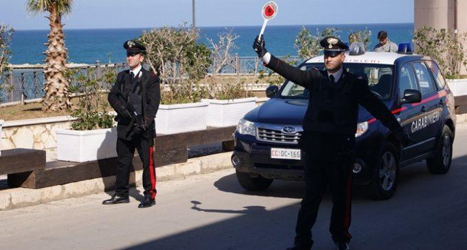 Giovane arrestato dai Carabinieri per stalking