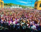 Holi color music party, la battaglia dei colori torna a Santa Ninfa