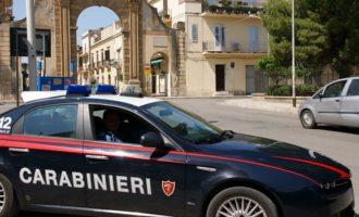 Castelvetrano: evadono gli arresti domiciliari, arrestati un uomo e una donna