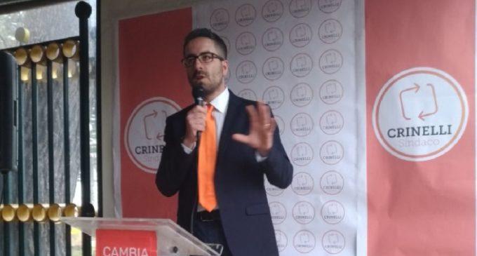 Cambia Partanna, Francesco Crinelli è il candidato sindaco