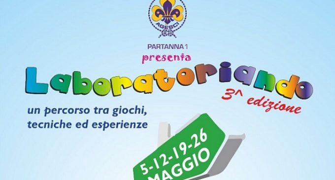 Laboratoriando, l'iniziativa Scout tra didattica e divertimento