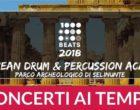 Selinunte, Concerti ai Templi: torna la seconda edizione di 1000Beats