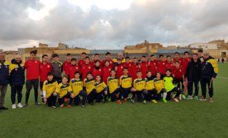 Nuovo raduno per i giovani dell'ASD Città di Salemi con il Carpi Calcio