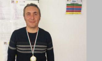 Campionato di Scacchi a squadre, Giuseppe Guarino premiato come miglior Scacchiera