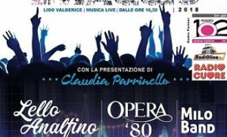 Valderice, Grande concerto del 1° maggio. Super ospite Lello Analfino