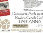 """""""La tarantella del fango"""", al Castello Grifeo testimonianze, foto, musiche e filmati sul terremoto"""