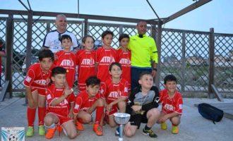 3° Torneo Asd Città di Salemi, l'A.s.d Nuova Partanna conquista la vittoria