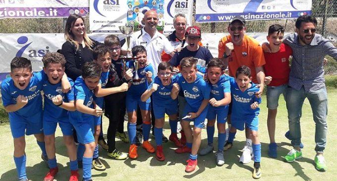 """I Pulcini """"terribili"""" della Belice Sport Partanna vincono il Campionato Interprovinciale ASI"""