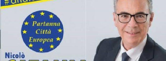 Nicola Catania prosegue la campagna elettorale. Oggi l'incontro dedicato a Partanna e ai partannesi