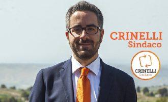 """Francesco Crinelli apre oggi la campagna elettorale: """"È giunto il momento di Cambiare Partanna!"""""""
