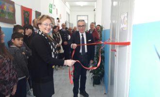 """Inaugurato """"Atelier Creativo"""" all'ICS """"Rita Levi-Montalcini"""" di Partanna"""