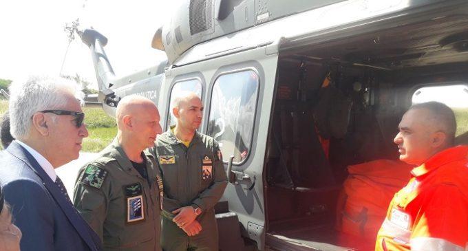 Emergente trasfusionali di sangue: accordo tra Asp e un reparto dell'Aeronautica militare di Birgi