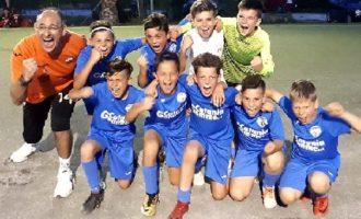 """Ennesima vittoria per i Pulcini """"Terribili"""" della Belice Sport Partanna che vincono il 2° Torneo """"Città di Mazara"""""""