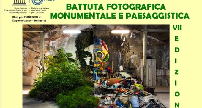 """Castelvetrano, una """"Battuta fotografica"""" per documentare il degrado. Miceli:""""Conoscere il territorio per valorizzarlo"""""""