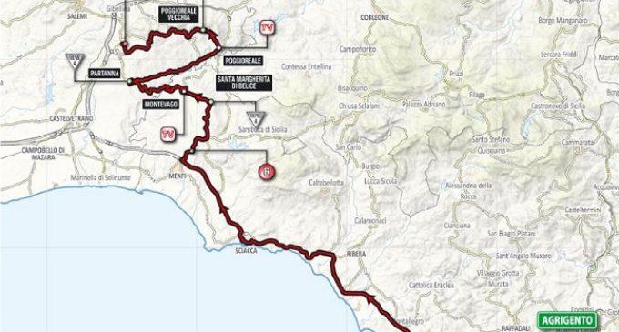 Partanna si tinge di rosa e si prepara al Giro d'Italia. Il percorso e i dettagli