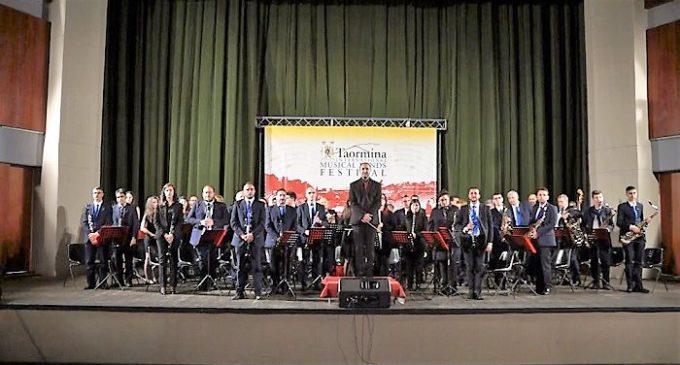 """La banda """"Bellini"""" del Maestro Rosa, sbaraglia tutti e vince al Taormina Musical Festival"""