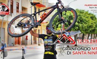 """Granfondo MTB di Santa Ninfa, 300 biker hanno inondato la città. Catalano: """"Settimana ricca di adrenalina"""""""