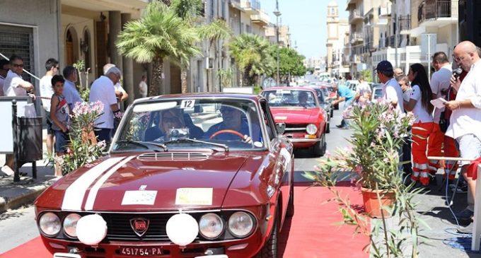 """""""Trofeo Cave di Cusa"""", gara unica in Sicilia valevole per il Campionato Italiano Regolarità"""