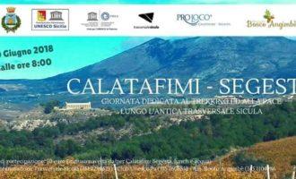 Calatafimi Segesta, sabato trekking e degustazioni lungo l'Antica trasversale sicula. Al Parco archeologico l'Olio della Pace