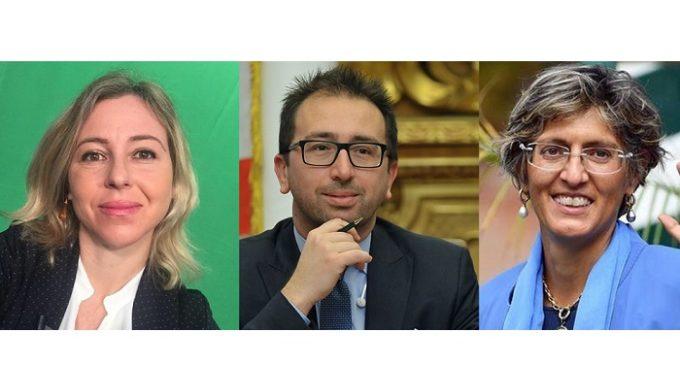 Bongiorno, Grillo e Bonafede: tre ministri siciliani nella squadra di Governo