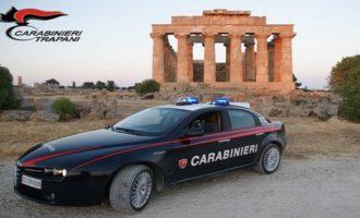 Castelvetrano, controllo del territorio dei carabinieri. Arrestato 24enne per evasione dai domiciliari