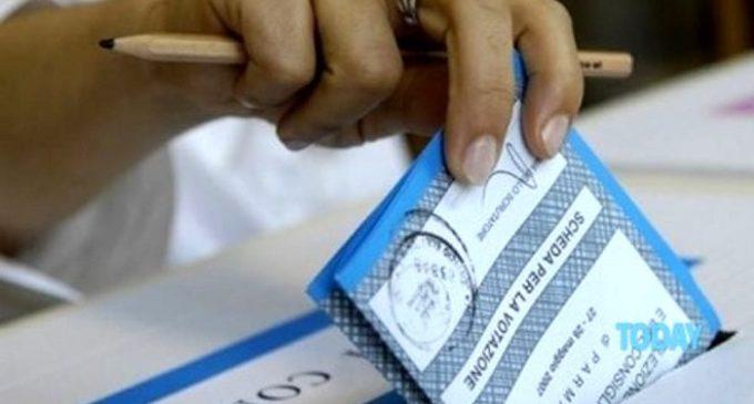 Elezioni comunali, primi dati dell'affluenza delle ore 12