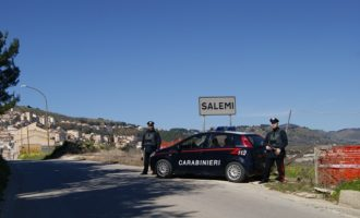 Carabinieri Salemi: un arresto e una denuncia per spaccio di sostanze stupefacenti