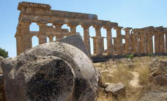 Selinunte:  il Parco Archeologico, per 3 giorni,capitale internazionale delle scienze e delle geoscienze