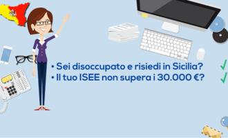Regione Sicilia, tirocini retribuiti: 500 euro al mese per i disoccupati dai 16 ai 66 anni