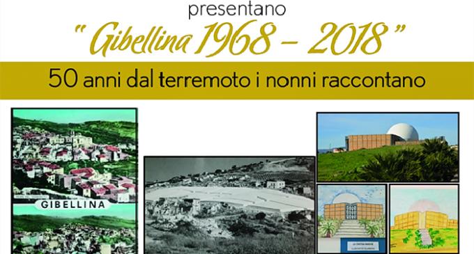 """Gibellina, 1968-2018 50 anni dal terremoto i nonni raccontano"""""""