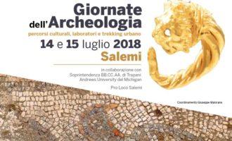 Salemi, Giornate dell'archeologia: nuove scoperte nel sito di San Miceli. Oggi la conferenza