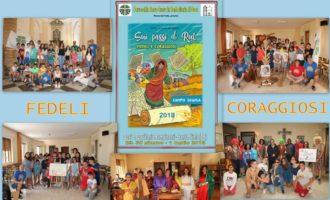 """Rampinzeri, """"Sui passi di Rut"""", un emozionante campo scuola tra l'accoglienza e un cammino di fede"""